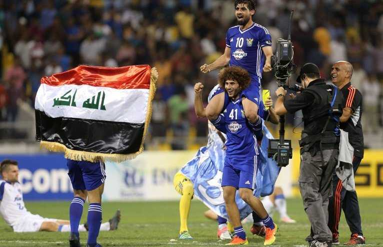Iraq Air Force  Football Club win Asia AFC  for the first time